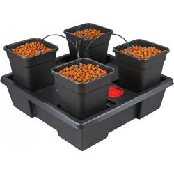 Origin système Nutriculture version Large 4 pots de 11 litres