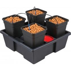 Système Origin small 4 pots de 6 litres Nutriculture