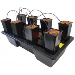 Système Origin Mini 8 pots Nutriculture