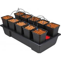 Système Origin Nutriculture wide 10 pot de 6 litres - 120x60 cm