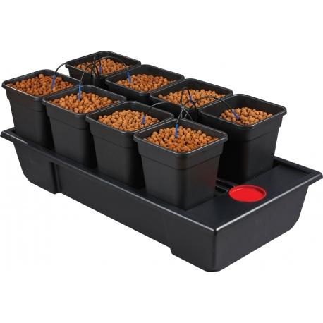Système Origin Small 8 pots de 11 litres Nutriculture