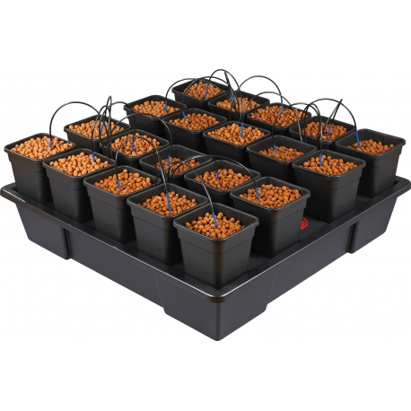 Système hydroponique Nutriculture - Origin XXL 20 pots