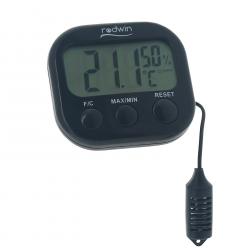 Thermo-Hygromètre - Sonde T° et Humidité - RODWIN Electronics