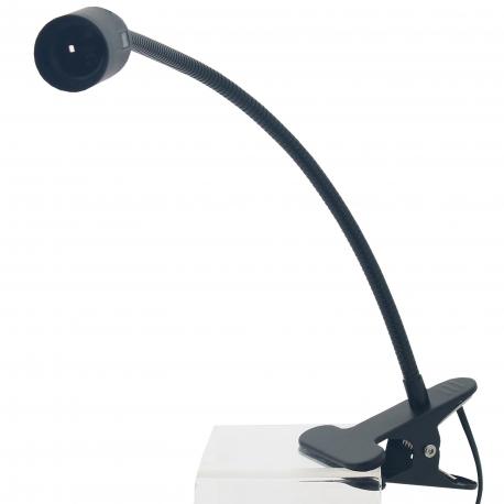 Support de spot LED FLEXIBLE à CLIP simple