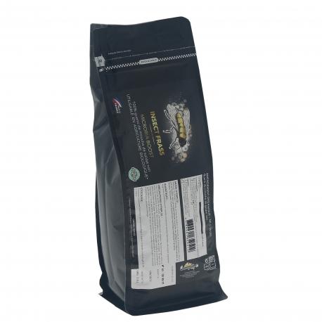 INSECT FRASS - Guano de mouche en sachet de 500gr - Guano Diffusion