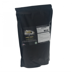 INSECT FRASS - Guano d'insectes en sachet de 1 kilo - Guano Diffusion