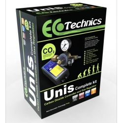 KIT DE DIFFUSION CO2 UNIS ECOTECHNICS