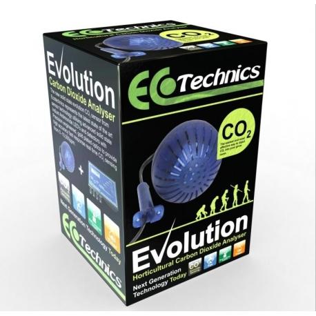 CAPTEUR CO2 ECOTECHNICS