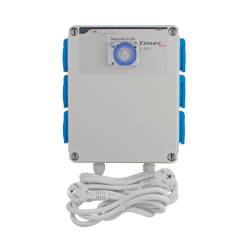 GSE TIMER - 6 X 600 W