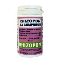 HORMONE DE BOUTURAGE (pour liquide) X 5 COMPRIMES