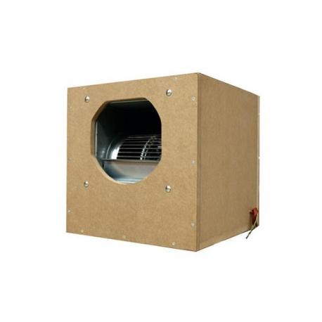 AIR BOX ONE MDF - Insono TORIN 500 m3 - 40x40 cm - Ø 203mm
