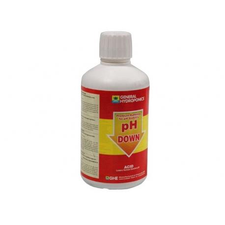 GHE pH down 0.50L