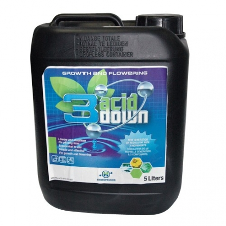 HYDROPASSION - 3ACID DOWN - 5L