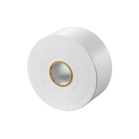 ADHESIF PVC VENTILATION BLANC - L: 50mm / 50 M