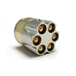 Grinder Barillet 40mm - 3 Parts