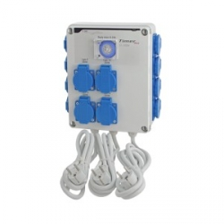 GSE - Timer Box 12 X 600W - IP20 Timer Grasslin