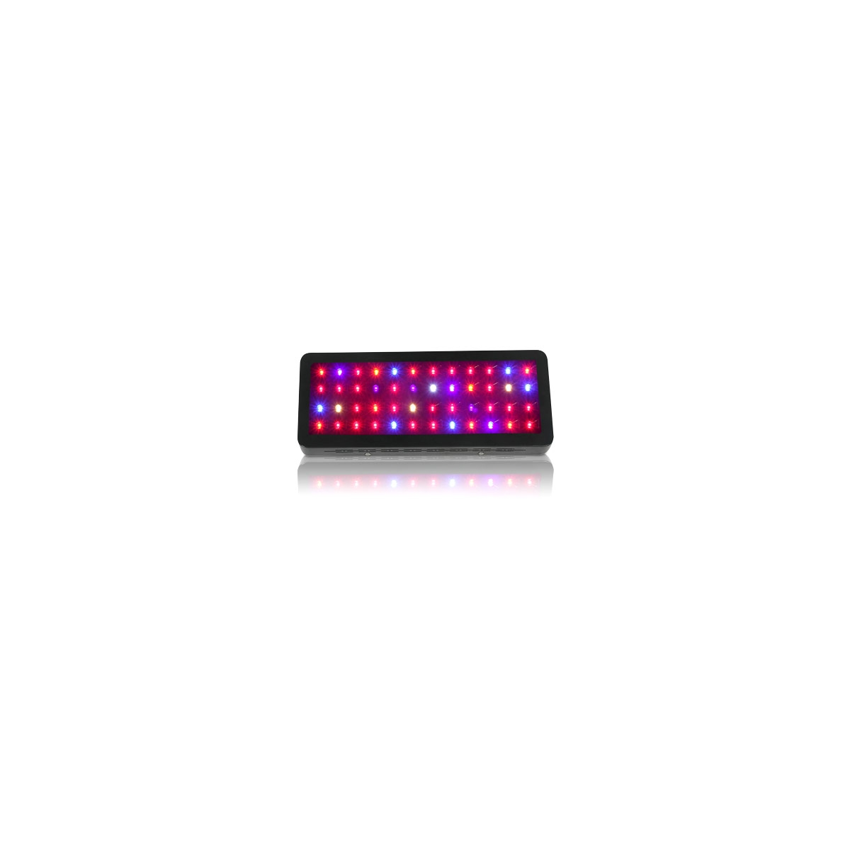 eclairage led panneau led 144w 48 leds x 3w avec switch florastar hydrozone. Black Bedroom Furniture Sets. Home Design Ideas