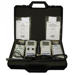 Mallette testeurs pH + EC portables MW710 - MILWAUKEE
