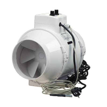 Extracteur contrôlé TT 150-UN - 520 m3/h - VENTS