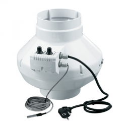 Extracteur thermo 780m3/h - VK-UN Ø200mm - Vents