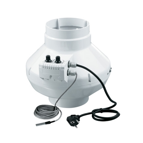 Extracteur avec sonde VK UN-200 - 780m3/h - VENTS