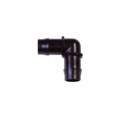 Coude cannelé 16mm - à l'unité
