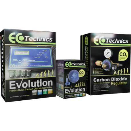 Pack CO2 Evolution - Ecotechnics