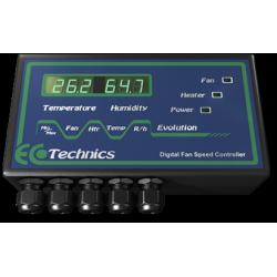 Contrôleur de température et humidité - Ecotechnics
