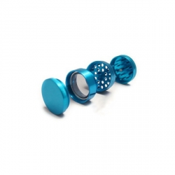 Grinder 4 Parties Turquoise - 40mm