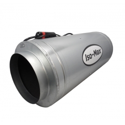 CANFAN ISO-Max 250mm / 1480m3 -1 vitesse - 160W
