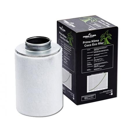 Filtre à charbon Eco Line 620m3/h - diam 150mm - Prima Klima