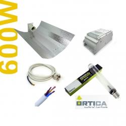Kit 600W Class1 Basic + HPS ORTICA