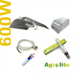 Kit 600W Class1 Adjust + AGROLITE