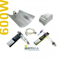 Kit 600W Class1 Basic + MH/HPS ORTICA