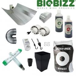 Pack de culture Terre BIOBIZZ - 250W