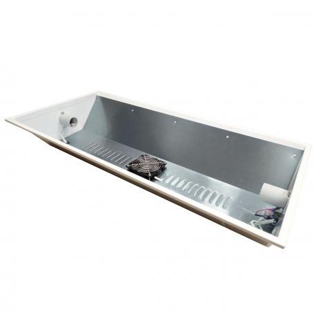 Double réflecteur CFL câblé secteur - FLORASTAR