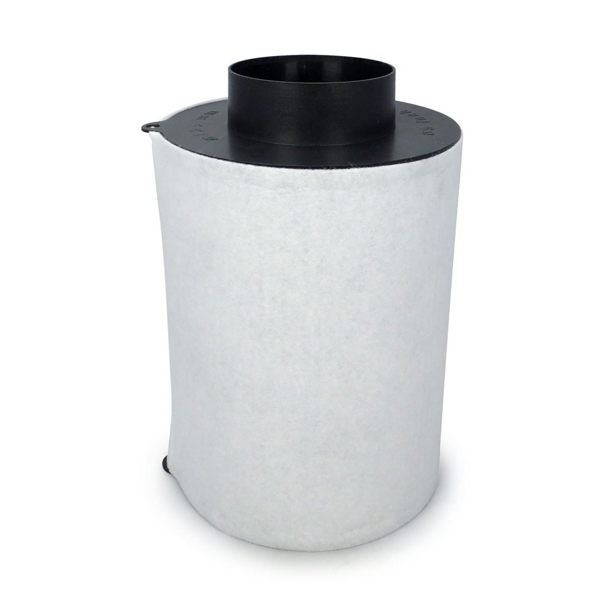 filtre de ventilation anti odeur proactiv carbon filter 690m3 h max sortie 150mm hydrozone. Black Bedroom Furniture Sets. Home Design Ideas