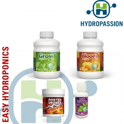 Pack engrais Easy Hydroponics 500ml