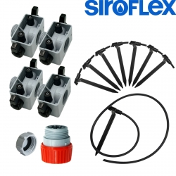 Kit irrigation Siroflex 8 plantes