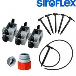 Kit irrigation Siroflex 6 plantes