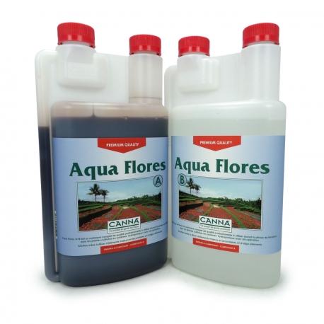 AQUA FLORES A+B - 1 litre CANNA