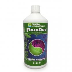 FloraDuo Grow 1 litre - eau dure - GHE