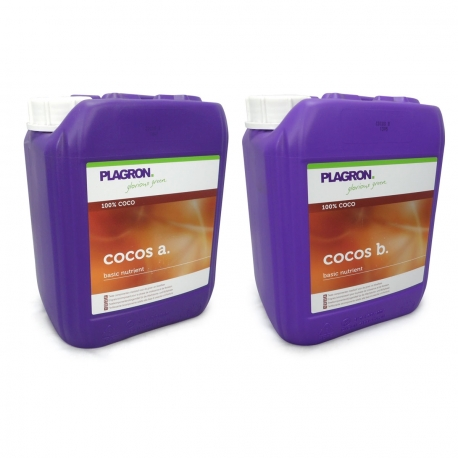 COCO A+B 5 litres - Plagron