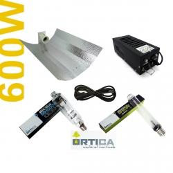 Kit 600W BLACK BOX Class2 Basic + MH/HPS ORTICA