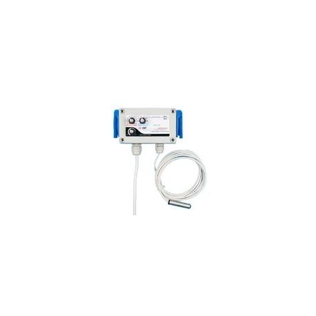 Contrôleur de température à dépression 16A - 2 entrées - G-Systems