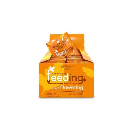 POWDER FEEEDING - Short Flowering - 50 X 10 gr