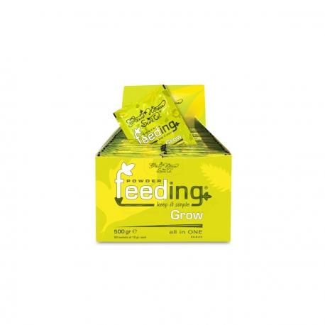 POWDER FEEEDING - Grow - 50 X 10 gr