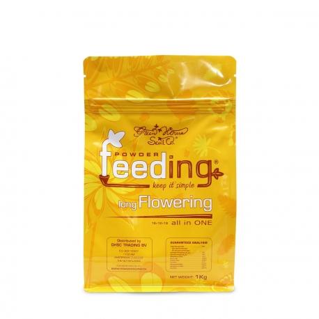 POWDER FEEEDING - Long Flowering 1Kg