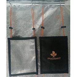 POCKETiT 15 x 20cm - Secret jardin