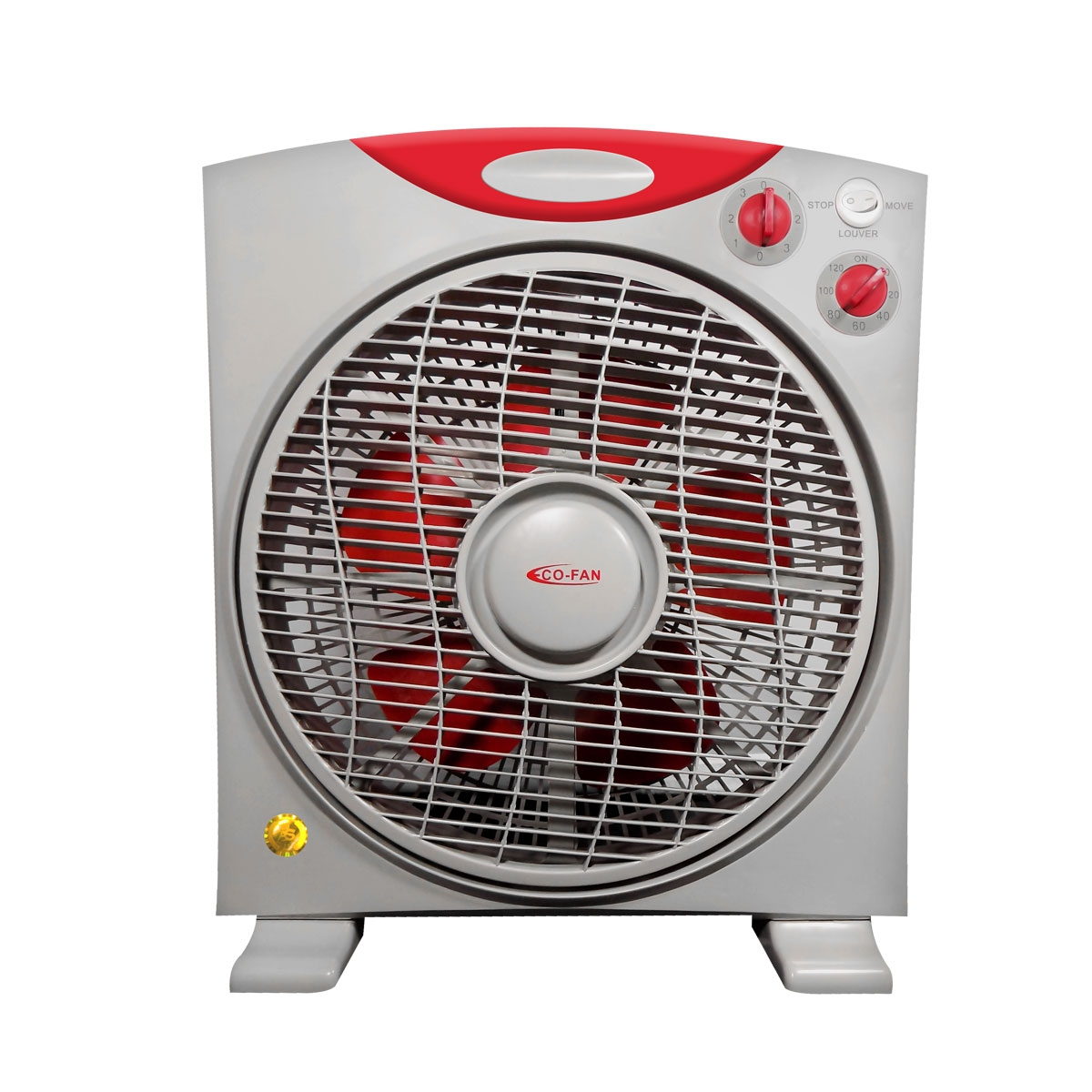 Advanced star ventilateur d 39 int rieur plat box fan 3 - Ventilateur chambre de culture ...